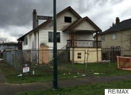 Fire-Damaged Vancouver Home Hits The Market For Almost $2 Million