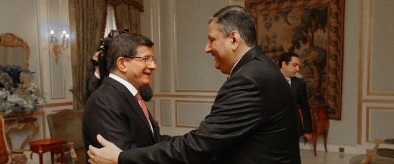 HIJAB AND DAVUTOGLU