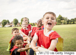 Start Active, Stay Active - Physical Activity for Children