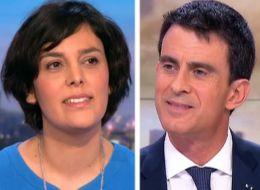 Valls et El Khomri assurent d'une seule voix: