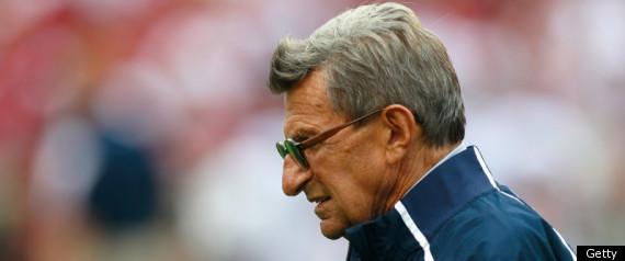 JOE PATERNO CANCER