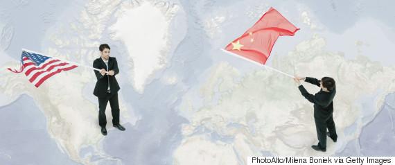 china america