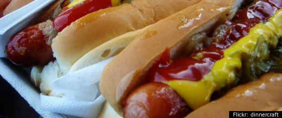 HOT DOG RESTAURANTS