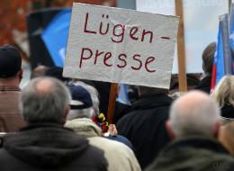 Siegerpartei AFD - Sind Lügenpresse und Volksverräter Schuld?