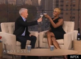 WATCH: 'Real Housewife' Drunk Dials Anderson Cooper