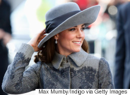 Kate Middleton Just Pulled Off All Grey Everything Like A Pro