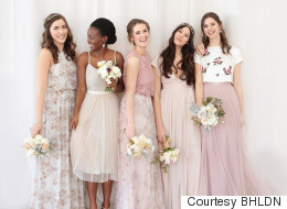 The Anatomy Of A Picture Perfect Bridal Party