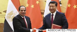 XI JINPING EGYPT
