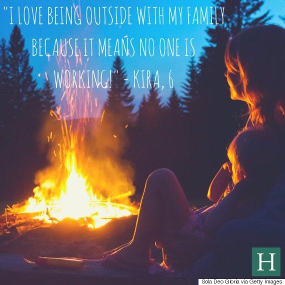 campfire family