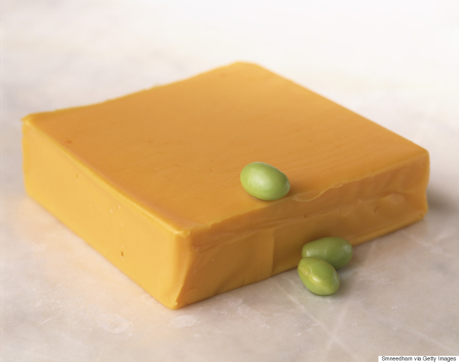 soy cheese