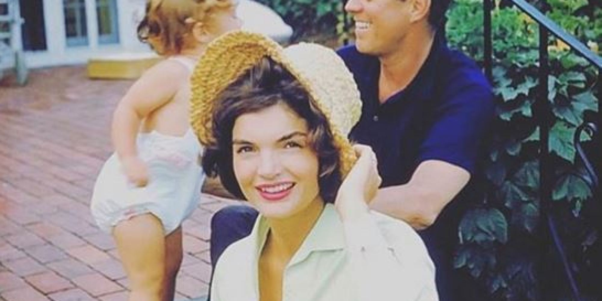 Celebrity Lookalike: Jackie Kennedy's Granddaughter Is Her ...