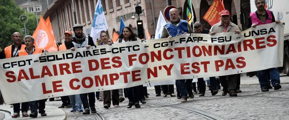 Fonctionnaire salaire 2016 - Grille de salaire fonctionnaire ...