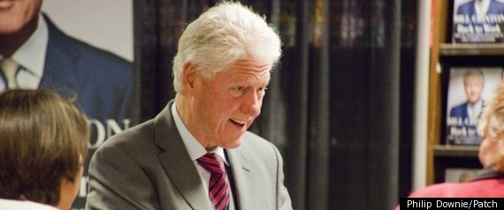 Bill Clinton Skokie