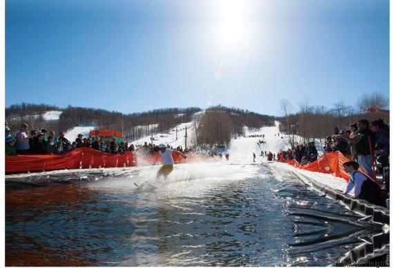 ski printemps