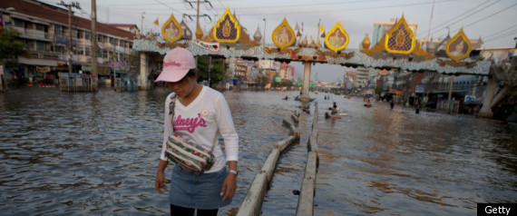 THAILAND FLOODS 2011 DEATH TOLL