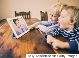 Why Parents Need To Stop Treating Screens Like The Enemy