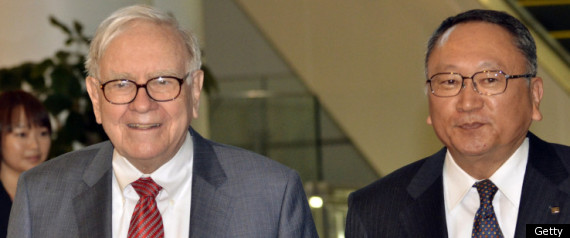 Warren Buffett Japan Trip