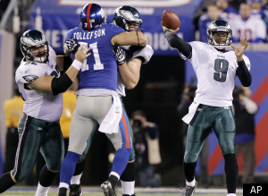 Vince Young Eagles
