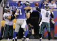 Eagles Beat Giants: Vince Young, LeSean McCoy Lead Philadelphia To 17-10 Win