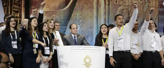 EGYPT ECONOMIC CONFERENCE
