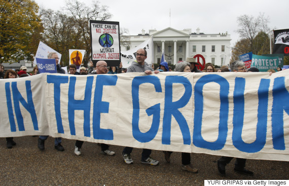 white house climate change