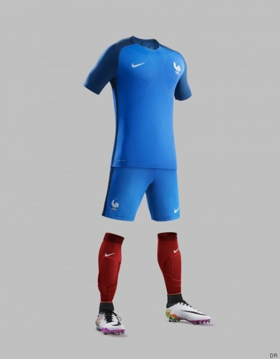maillots equipe de france