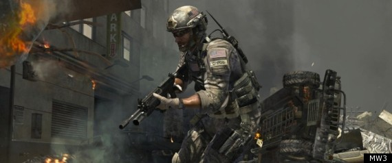 MODERN WARFARE THREE