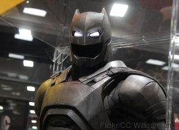 L'armure de Batman contre Superman est-elle réalisable?