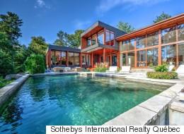 Cette luxueuse maison de campagne pourrait être à vous pour 2,9 millions $ (PHOTOS)