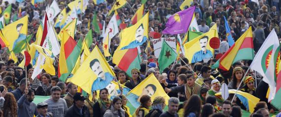 KURD DEMONSTRATION