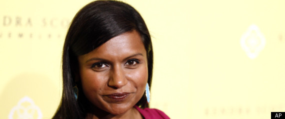 Mindy Kaling Interview