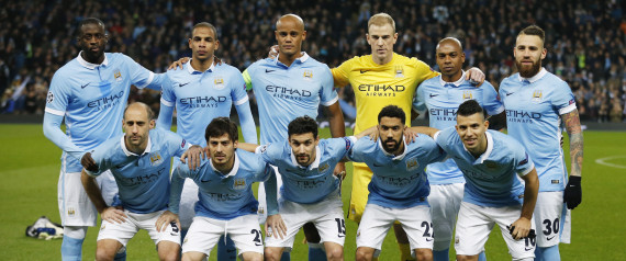 MANCHESTER CITY PSG