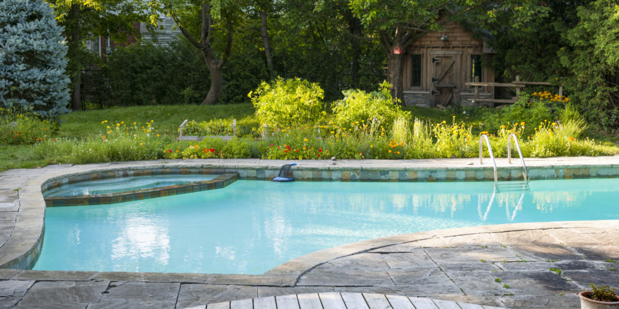 6 Things To Consider Before Having A Swimming Pool Built At Home Huffpost