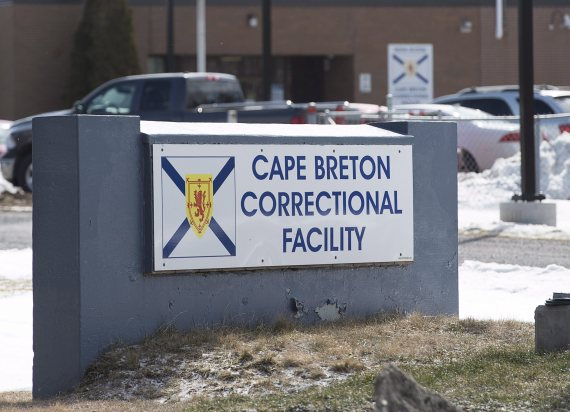 cape breton correctional facility