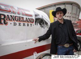 Oil Downturn Means Low Bids At Stampede Chuckwagon Ad Auction