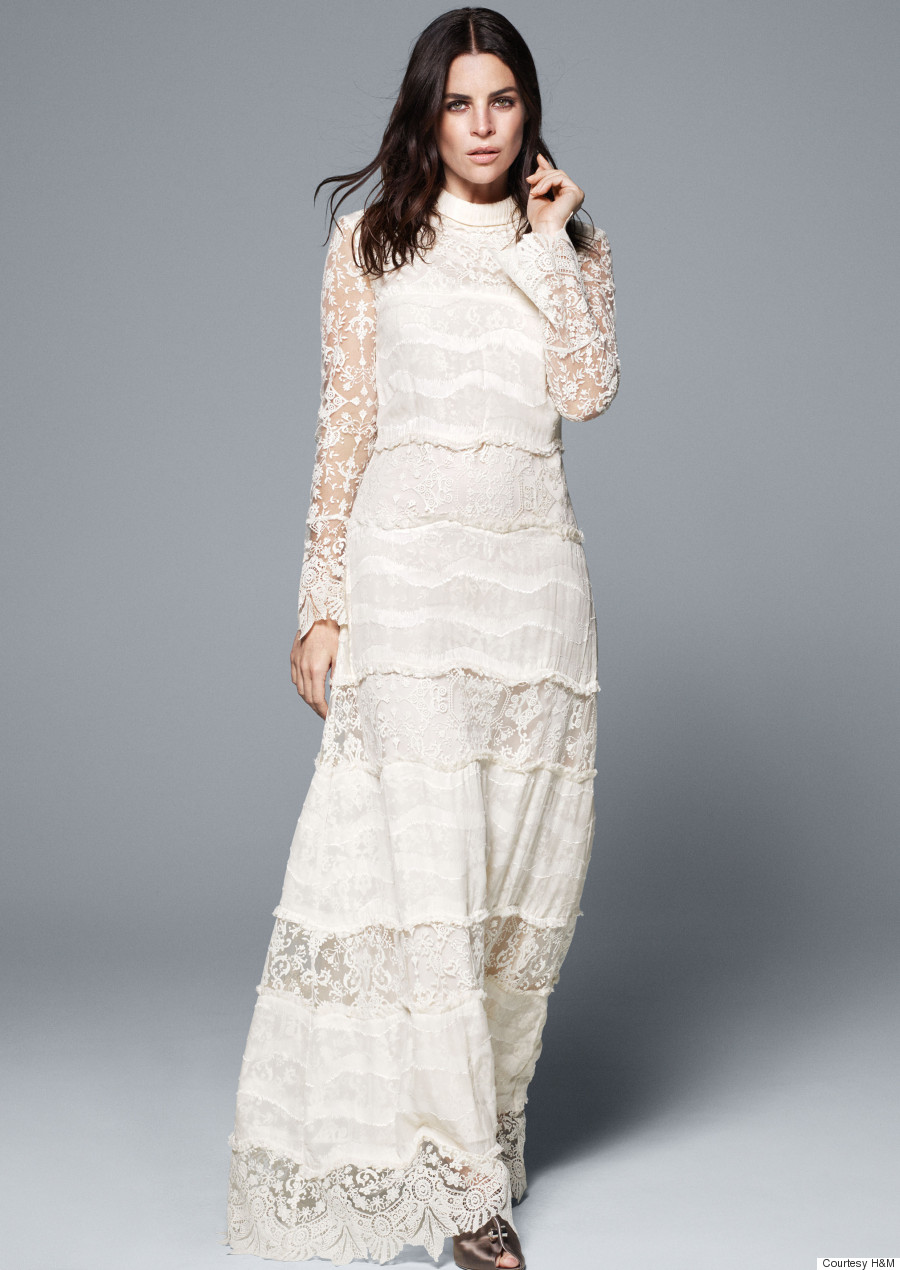Hms new conscious exclusive collection includes wedding dresses hm conscious collection ombrellifo Images