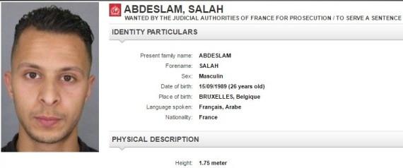 ABDESLAM SALAH