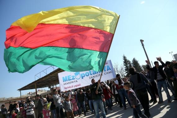 kurd syria