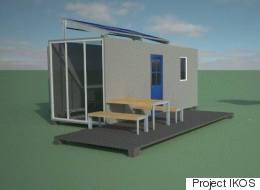 Project IKOS, όπως «Οίκος»: Έλληνες ερευνητές δημιουργούν σπίτια για πρόσφυγες μέσω 3D printing