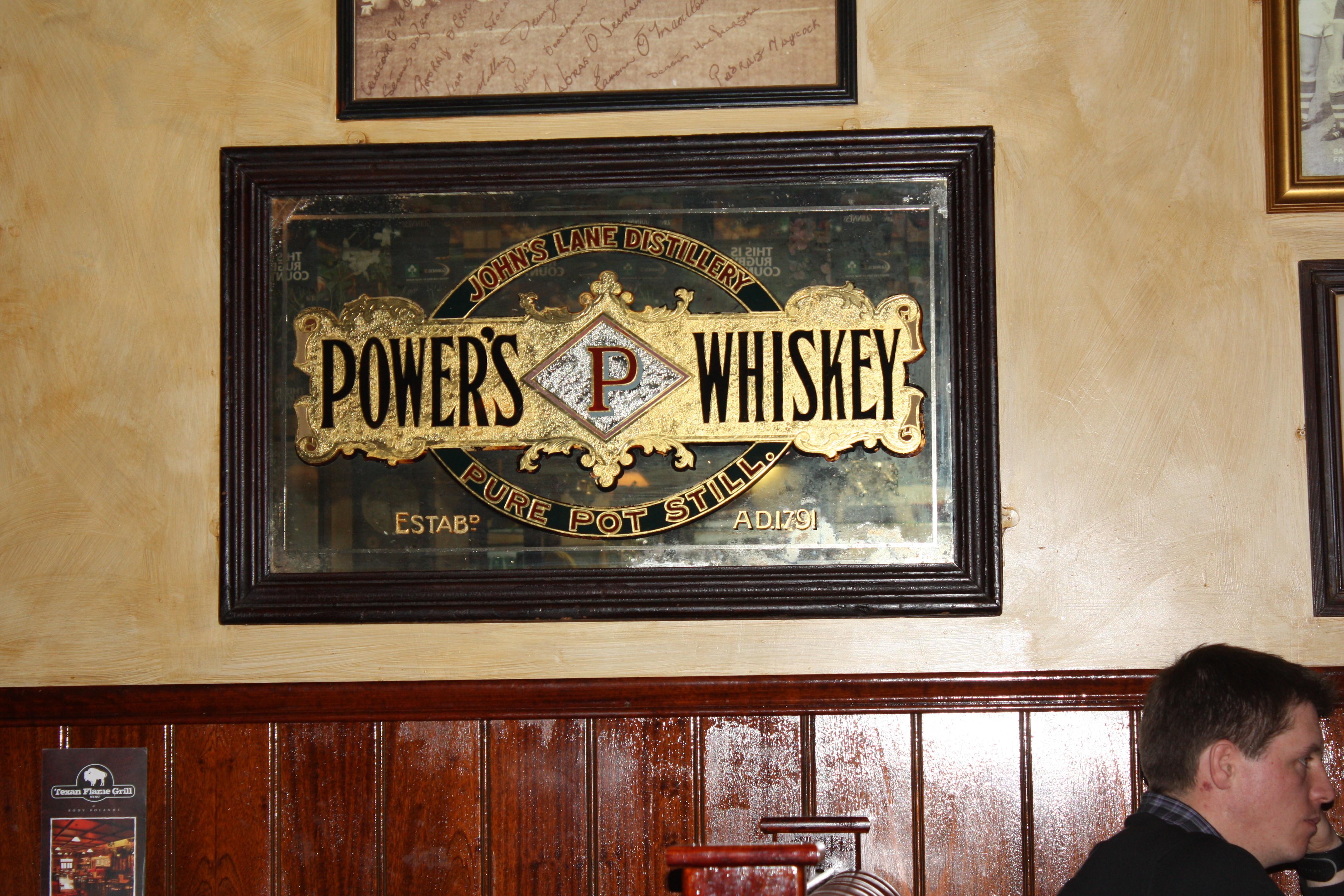 power whiskey