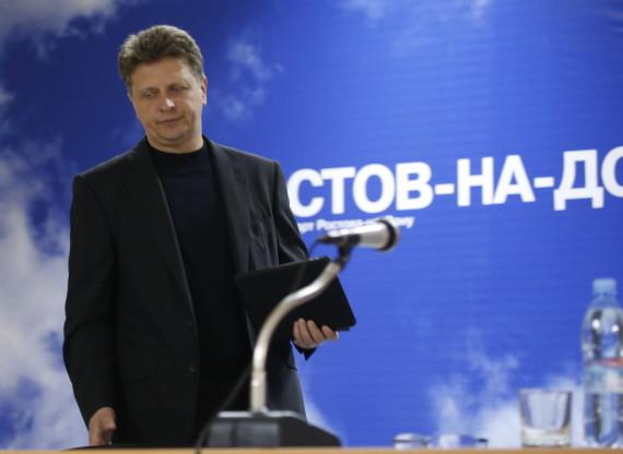 flydubai crash russian transport minister maxim so