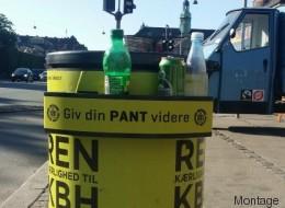 À la recherche de la poubelle urbaine parfaite (VIDÉO/PHOTOS)