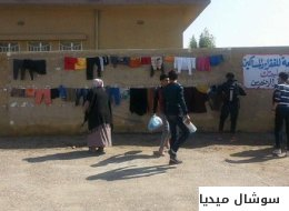 الجدران تتبرع في بغداد: إن كنت لا تحتاجها فاتركها.. وإن كنت بحاجة إليها فخذها