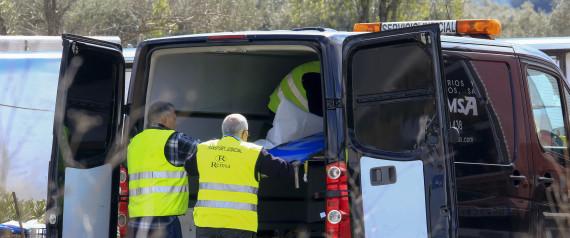 ACCIDENT AUTOCAR ESPAGNE