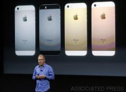iPhone SE et AppleWatch: un plus petit téléphone et un plus petit prix (PHOTOS)
