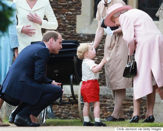 Znalezione obrazy dla zapytania george and queen