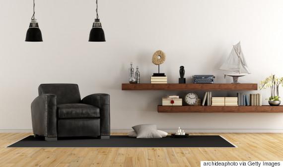 shelf of objects