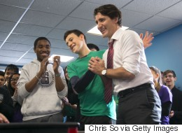 Trudeau, Don't Cut Youth Out Of The Federal Budget