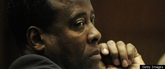 Conrad Murray Retest Evidence