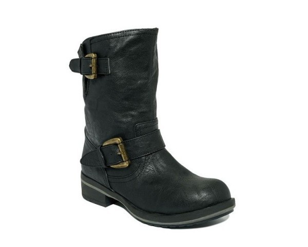 5f9921ae0 I have more pairs of tall, flat equestrian-style riding boots than worth  mentioning. Yes, they are chic, yes, they are great for tucking in my skinny  jeans, ...